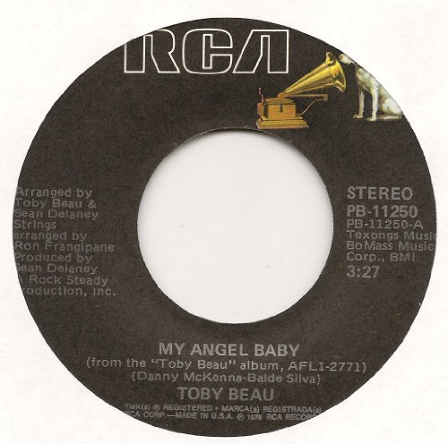 Price comparison product image My Angel Baby / California (45rpm)
