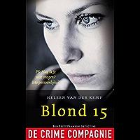Blond 15: een Britt Franken detective