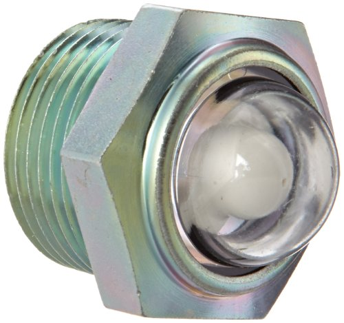 Gits 04120 BW-40 Threaded Observa-dome Gauge, 1-11-1/2 Thread Size ()