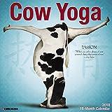 Cow Yoga 2018 Calendar