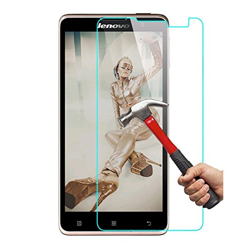 Tempered Glass For Lenovo A850 (Clear) - 5
