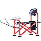 Horly Outdoor Anti Sway Fishing Chair Multifunctional Portable Folding Light Camping High Quailty Folding Chair Stool Article