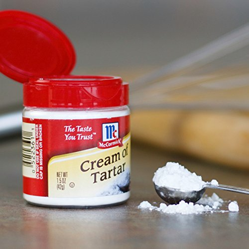 Cream of Tartar Shelf-Life and Storage