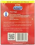 Durex Thin Feel Condoms - Pack of 24 Bild 4