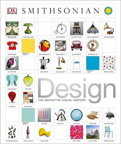 Design Definitive Visual History DK