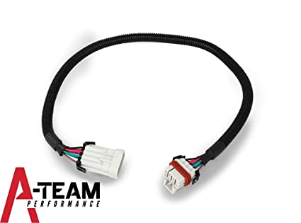 amazon com a team performance lsx ignition coil extension harness Harness Wiring Bulkheed at Wiring Harness Ls1 24