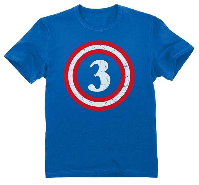 Green Turtle T-Shirts Camiseta para ni/ños Regalo Original de cumplea/ños para ni/ños y ni/ñas de 2 a/ños