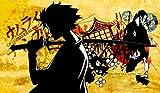 Samurai Champloo TCG playmat, gamemat 24