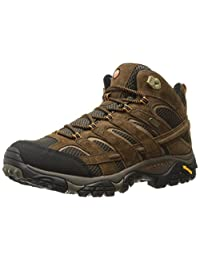 Merrell Men's Moab 2 Mid WTPF Hiking Boots