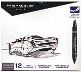 Prismacolor Marker Sets (Neutral Grey Set) 1 pcs SKU# 1832860MA