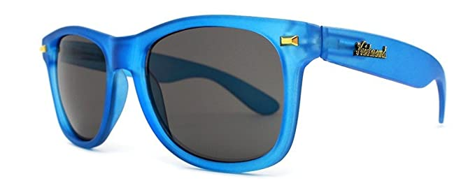 Gafas de sol Knockaround Fort Knocks Frosted Cobalt / Smoke ...