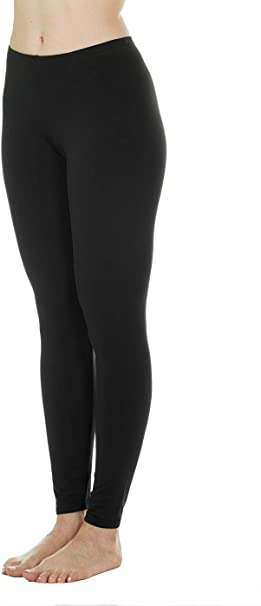 Thermal Women/'s Long Johns Winter Inner Leggings Warm Ladies Trouser Full Length