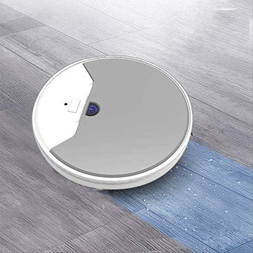 Intelligent 3 En 1 Robot Sans Fil Aspirateur Aspirateur Télécommande Chronométrage Réservoir Humide Et Sec Robot À La Maison Balayeur