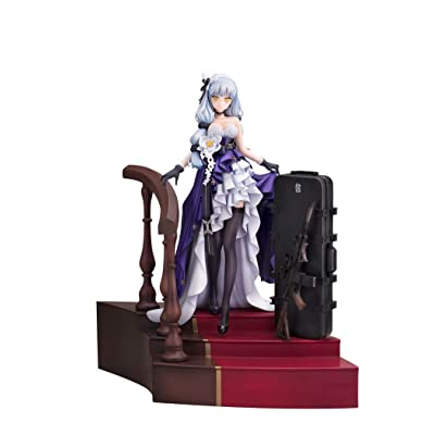 Hobby Max Girls Frontline: HK416 1: 8 Scale PVC Figure: Toys & Games