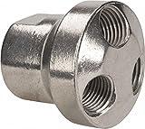 3/8'' ID, Air Hose Manifold, Aluminum
