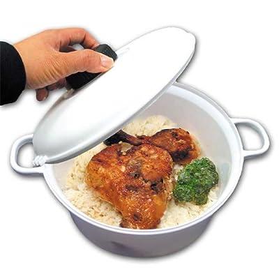 Handy Gourmet Microwave Pressure Cooker