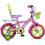 Hero Disney 14T Princess Junior Cycle With Carrier  9-inches (Pink)