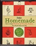 Homemade, Don Earnest, 0762107537