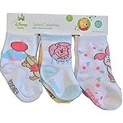 Disney Baby Winnie the Pooh 0-6 Months Baby Novelty Socks