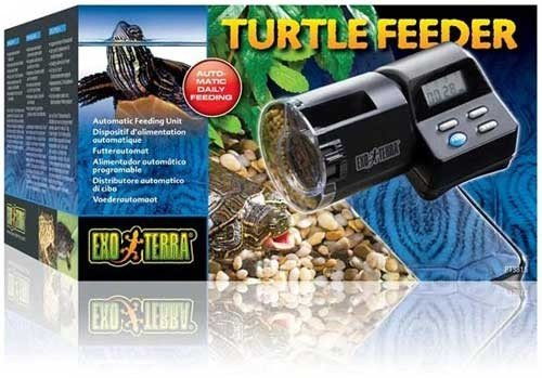 (ExoTerra Turtle Automatic Feeder for Amphibians )