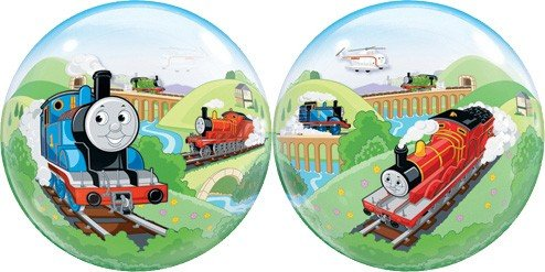 (Thomas the Train Bubble Balloon)