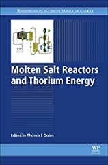 Molten Salt Reactors is a comprehensive reference on the status of molten salt reactor (MSR) research and thorium fuel utilization.  There is growing awareness that nuclear energy is needed to complement intermittent energy sources and to avo...