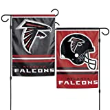 Atlanta Falcons Garden Flag 12 inch x 18 inch Double Sided from Flags Unlimited