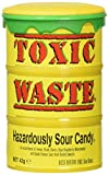 Toxic Waste Hazardously Sour Candy Barre, 1.7 Ounce