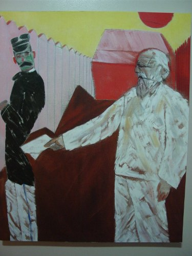 R.B. Kitaj: How to reach 67 in Jewish art : 100 pictures