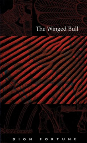 book cover of The Winged Bull