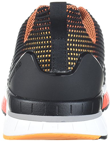 Adidas Men's Questar Tnd, Core Black/Core Black/Hi-Res Orange, 8.5 Medium US