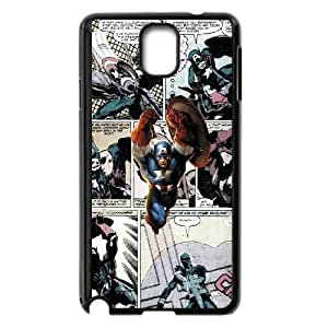 Marvel comic 008 Samsung Galaxy Note 3 Cell Phone Case Black TPU Phone Case RV_679336