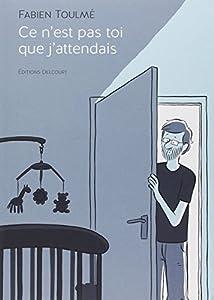 vignette de 'Ce n'est pas toi que j'attendais (Fabien Toulmé)'