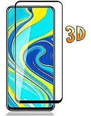 Película De Vidro Full Cover Cobre 100% 3D 5D 6D Redmi Note 9S - YA