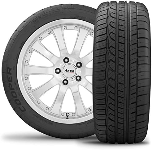 Cooper Zeon RS3-A Radial Tire 215//50R17 95W XL