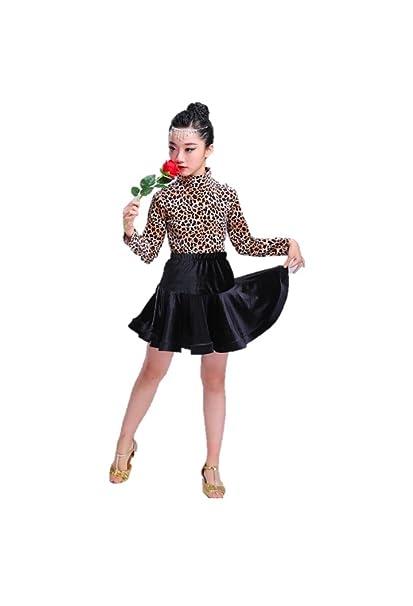 b0110b3029 MATISSA Trajes de Baile de Dos Piezas para niños Vestidos de Ballet Faldas  Ropa de Baile