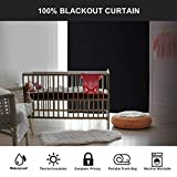 Travle Blackout Shades Blind, LIFEI Baby Portable