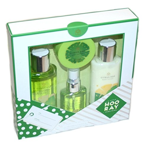 A Little Something Mini Body Care Collection, 4 pcs Set by The Boots
