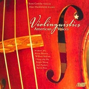 Violinguistics