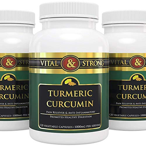 Top 1 recommendation turmeric curcumin liquid capsuls for 2019