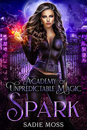 Spark: A Reverse Harem Series (Academy of Unpredictable Magic Book 1)
