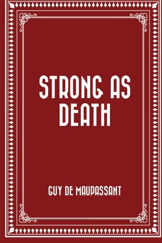 Read Online Strong as Death pdf