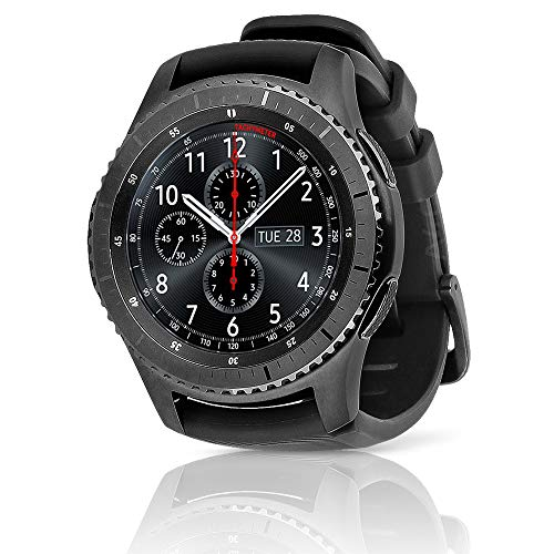 Samsung Gear S3 Frontier Verizon 4G LTE Smartwatch SM-R765V (Renewed) (Samsung Galaxy Tab S 3g)