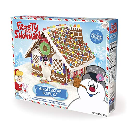 Gingerbread House Kit - Frosty Gingerbread House Kit