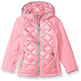 ZeroXposur Little Eleanor Jvi Girls Transitional Jacket, Lipstick, Medium