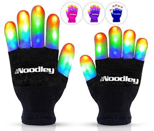 Children Dance Costumes Ideas - The Noodley Flashing LED Finger Light