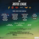 Justice League Ost (2Lp/Cyborg Silver Vinyl)