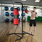 Ussuma Heavy Duty Boxing Punching Bag Stand with