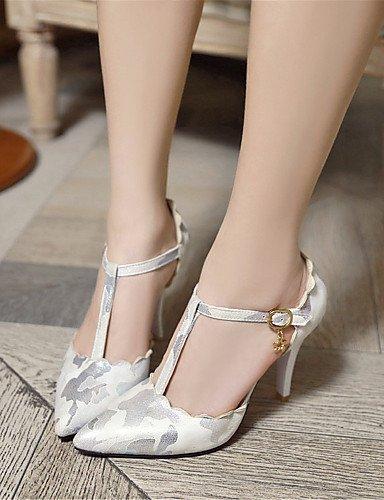 GGX/Damen Schuhe Patent Leder Frühjahr/Sommer/Herbst Heels/D Orsay & zweiteiliges/spitz Toe Heels Office & Karriere beige-us6.5-7 / eu37 / uk4.5-5 / cn37
