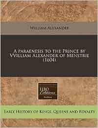 A paraenesis to the prince pdf english free